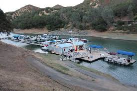 Lake Berryessa View Of Rental Office And Docks Picture Of Lake Berryessa Boat