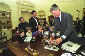 today u0027s document u2022 happy hanukkah ourpresidents celebrating