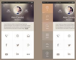 20 stunning examples of minimal mobile ui design econsultancy
