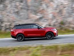 orange range rover land rover range rover velar 2018 picture 66 of 219