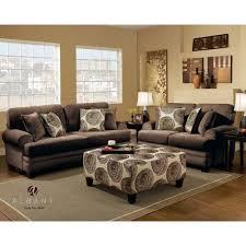Chocolate Living Room Set Groovy Chocolate Swirl Living Room Set Furniture