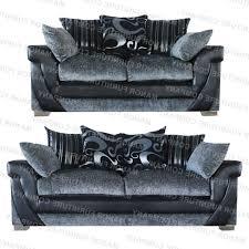 black sofas dfs tehranmix decoration