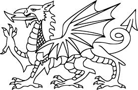 dragon outline clip art dragon outline clipart photo