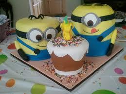 minion birthday cake ideas minions despicable me minion 1st birthday cakes cakes ideas for