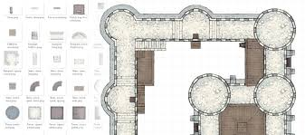 the castle walls tileset a free map tileset for d u0026d or other rpgs