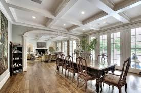 Dining Room Ceiling The Best Of Beautiful Dining Rooms With Coffered Ceilings On Room