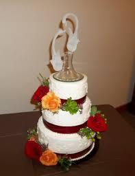 swan cake toppers blown glass swan wedding cake tops by stellar