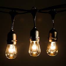 vintage outdoor string lights as outdoor pendant lighting great