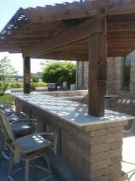 Outdoor Kitchen Pavilion Designs by 41 Best Outdoor Kitchens Images On Pinterest Backyard Ideas