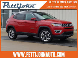 jeep compass limited red new 2017 jeep compass limited 4d sport utility in bethany 17232