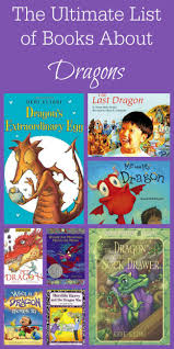 dragons for children the ultimate list of books about dragons