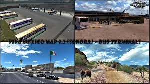 Culiacan Mexico Map by Maps American Truck Simulator Mods Part 3