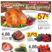 thanksgiving meal ralphs divascuisine