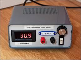 homemade 1 25v 30v variable bench power supply a variabl u2026 flickr