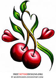 55 cherry designs their meaning