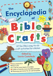 the encyclopedia of bible crafts amazon co uk laurie castaneda