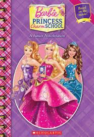 barbie princess charm gabrielle reyes scholastic