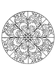 327 mandalas images coloring draw