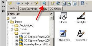 design center cad an autocad hip tip on reverse searching for xrefs lynn allen s blog
