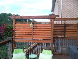Pergola With Movable Louvers by Flex U2022fence Creation By Thommoknockers Custom Decks Louver Extra