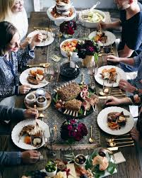 thanksgiving day dinner menu friendsgiving menu what u0027s gaby cooking