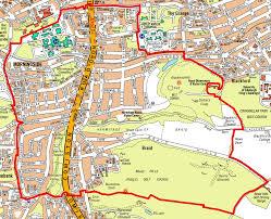 Edinburgh Map Blackford Edinburgh Map Image Gallery Hcpr