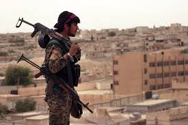 It Is Being Reported That Turkish Military Forces Have by Syrian Kurds Are Now Armed With Sensitive Us Weaponry And The