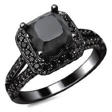 all black rings images All black engagement rings sparta rings jpg