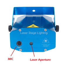 mini laser stage lighting holographic laser star projector aliexpress com buy holographic laser star projector l disco