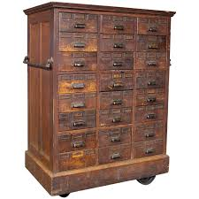 Vintage Storage Cabinets Antique And Vintage Apothecary Cabinets 211 For Sale At 1stdibs