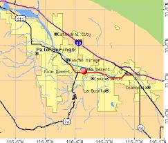 california map desert region palm desert california ca 92260 profile population maps real