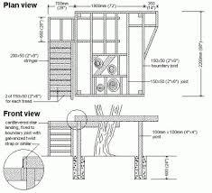Floor Plan For Kids 20 Best Tree House Diy S Images On Pinterest Tree House Plans