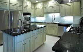 Granite Kitchen Countertops Types Of Kitchen Countertops Image Gallery Designing Idea