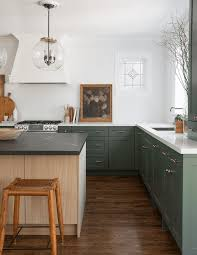 outside corner kitchen cabinet ideas 21 best green kitchen cabinet ideas