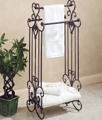 bathroom towel racks ideas best 25 free standing towel rack ideas on blanket
