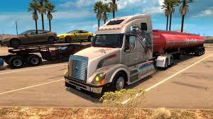 truck bumpers including freightliner volvo peterbilt kenworth american truck simulator volvo vnl 670 youtube