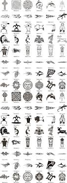 awesome tribal tattoos and their meanings pictures styles ideas