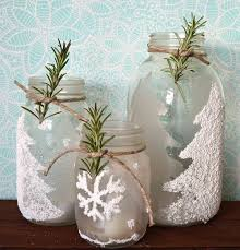 Diy Mason Jar Christmas Candles by Glass Jar Christmas Crafts 17 Homemade Inspirations