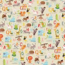 commercial wrapping paper jillson 1 4 ream recycled gift wrap animal alphabet 208