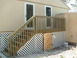 Banister Railing Code Porch Stair Railing Code How To Build Deck Stairs Decks Comdecks