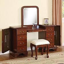 mirrored bedroom vanity table bedroom vanities sears