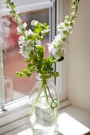 Milk Vases For Centerpieces by Best 25 Milk Bottle Flowers Ideas On Pinterest Decorate Bottles