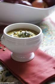 check out panera bread autumn squash soup it s so easy to make