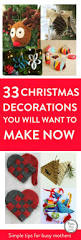 35 easy to make homemade christmas decorations mumsmakelists com