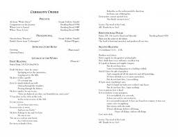 wedding church program template 43 common myths about catholic wedding without mass