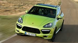 Porsche Cayenne Review And Photos