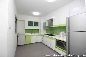 punggol room hdb renovation part day project completed kitchen