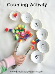 simple counting activity for children counting activities