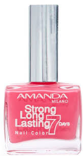 amanda milano strong long lasting nail polish 05 11 5ml review