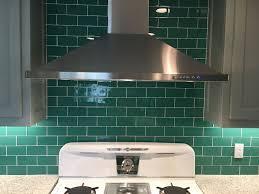 green subway tile kitchen backsplash awesome emerald green subway tile kitchen backsplash outlet for